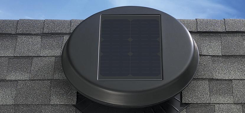 How to Safely Install a Solar Attic Fan